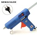 150W EU Plug Hot Melt Glue Gun with Free 1pc 11mm Stick Heat Temperature Tool Industrial