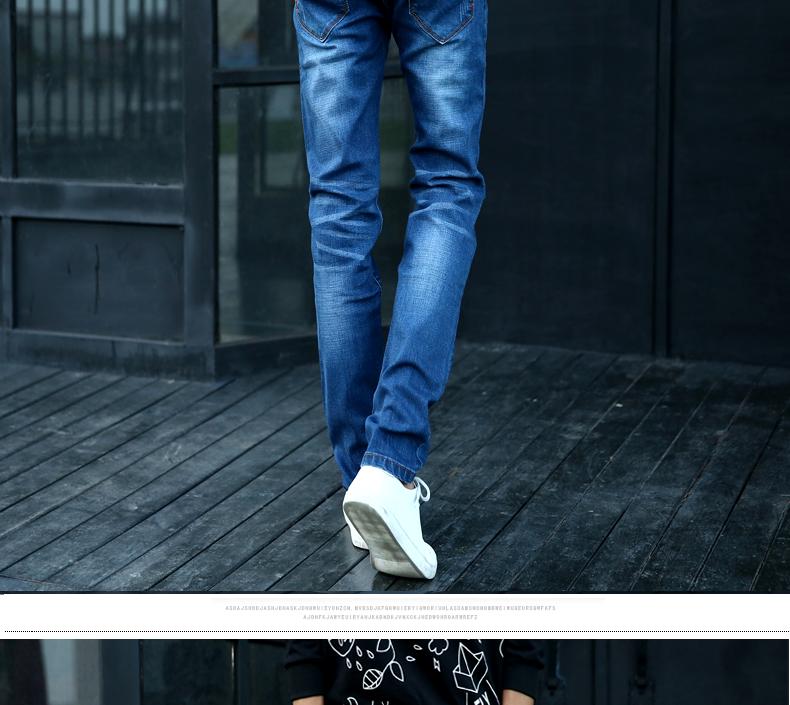 Скидки на American Apparel Реального Хлопка Свет Молния Летать Середины Талии Джинсы 2016 Новый Одежда Мода Джинсы Случайные Штаны J116