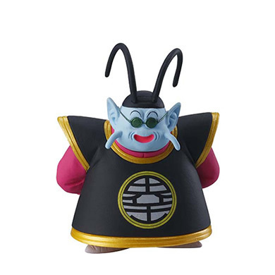 Japan Anime DRAGONBALL Dragon Ball Z Original BANDAI Gashapon PVC Toys Action Figure HGR 1 - North Kai 5cm tall DRAGON BALL Store store