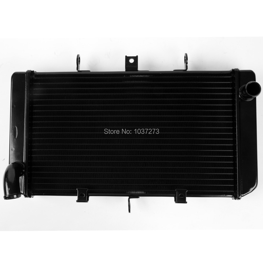 font b Motorcycle b font Radiator Cooler For Kawasaki Z750 2007 2010 Z1000 2007 2009