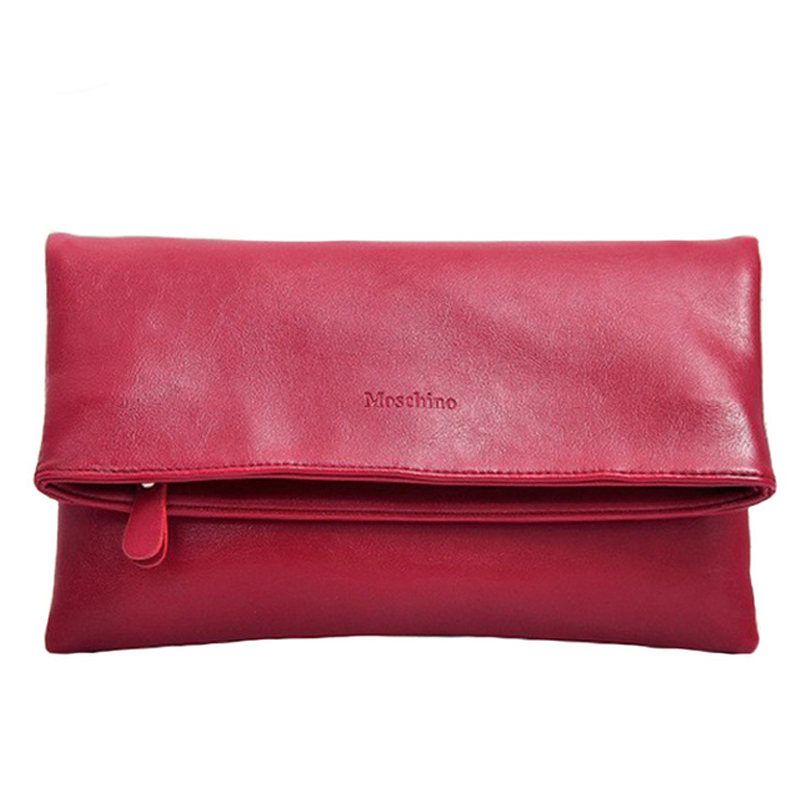 Fashion Designer Women Leather Handbag High Quality Ladies' Day Clutches Evening Bags Shoulder Bag(China (Mainland))