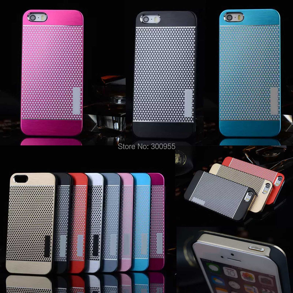 Case Covers iPhone 6 4.7 inch Fashion Luxury Colorful Ultra Thin Metal Phone Skin WHD1074 1-6 - poplar1115 store