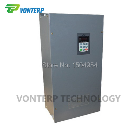3 phase 380V 75KW  vector  Frequency inverter/VFD/frequency converter/ac drive<br><br>Aliexpress