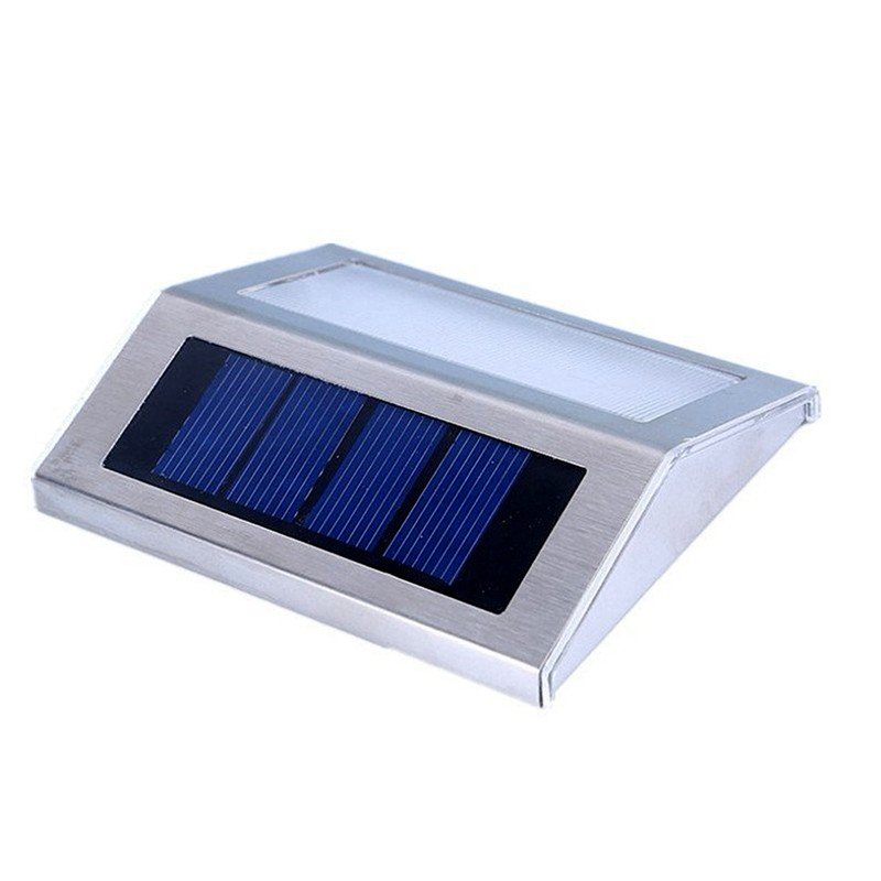 Compra exterior l mparas solares online al por mayor de for Focos solares jardin