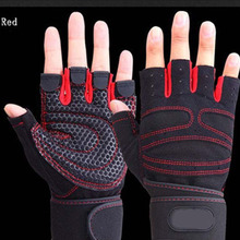 New Tactical Gloves Gym Body Building Training Sports Fitness Gloves Weight Lifting Gloves Exercise  For Men And Women(China (Mainland))