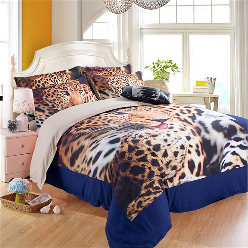 popular leopard bedroom sets buy cheap leopard bedroom sets lots from