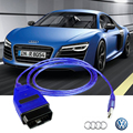 HOT New Arrival ELM327 OBD2 USB Cable Diagnostic Scan Tool Interface For Audi VW SEAT SKODA