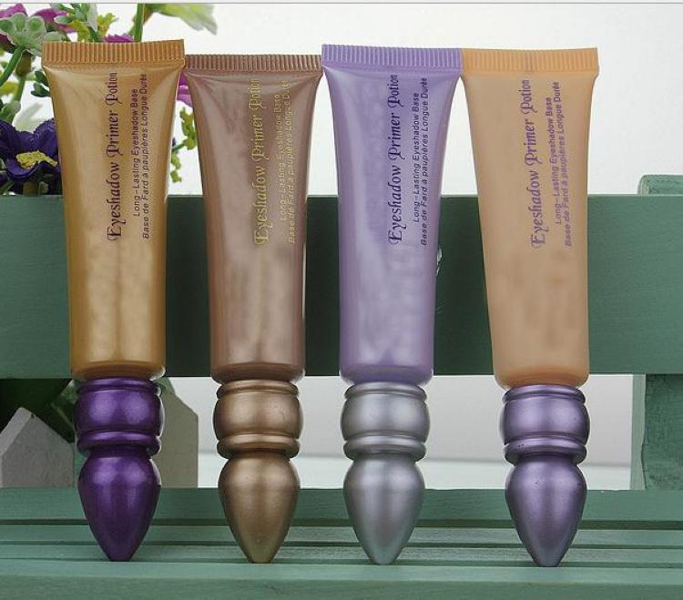 Hot sale Wholesale New Arrival 1 Pcs nk Eyeshadow Primer Potion 4 Colors Sin/Original/Eden/Greed 11 ML Eye Shadow Makeup(China (Mainland))