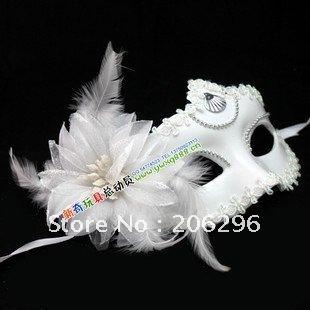 hot & on sale,halloween mask,party mask,women dressing mask,free shipping by China Post Air Mail &50% discount by EMS