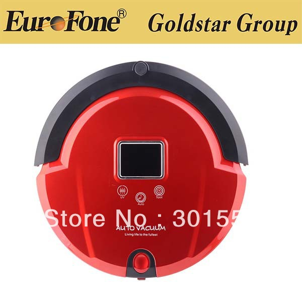 ( Germany France Italy and Spain free shipping) Automatically Home Appliance Robot vacuum cleaner for Floor Cleaning