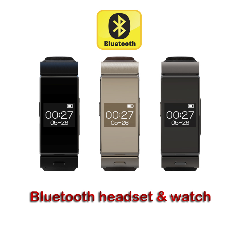 U mini Watch Hot Bluetooth &amp; Headset Personal Smart Wearable Bracelet Heartrate Monitor Remote Camera for IOS Android Smartphone<br><br>Aliexpress