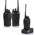 2 Pieces Baofeng BF 888S UHF 400 470 MHz 5W CTCSS Walkie Talkie Two way Radio