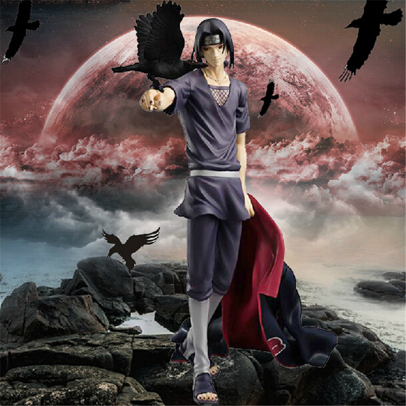 New Arrival Naruto Figure Uchiha Itachi PVC Action Figure Naruto Figurine Collection Model <br><br>Aliexpress