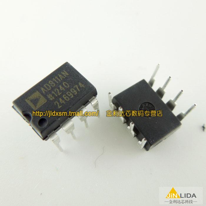 [ SA ] | AD811ANZ AD811AN 100% Genuine High Performance Video Op Amp --10PCS/LOT(China (Mainland))