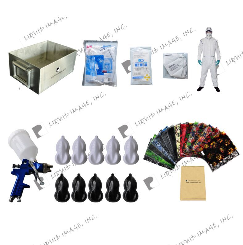 PVA water transfer printing film & mini water transfer printing tank & mini dipping kit No. LYH-WTPM003 hydrographics(China (Mainland))