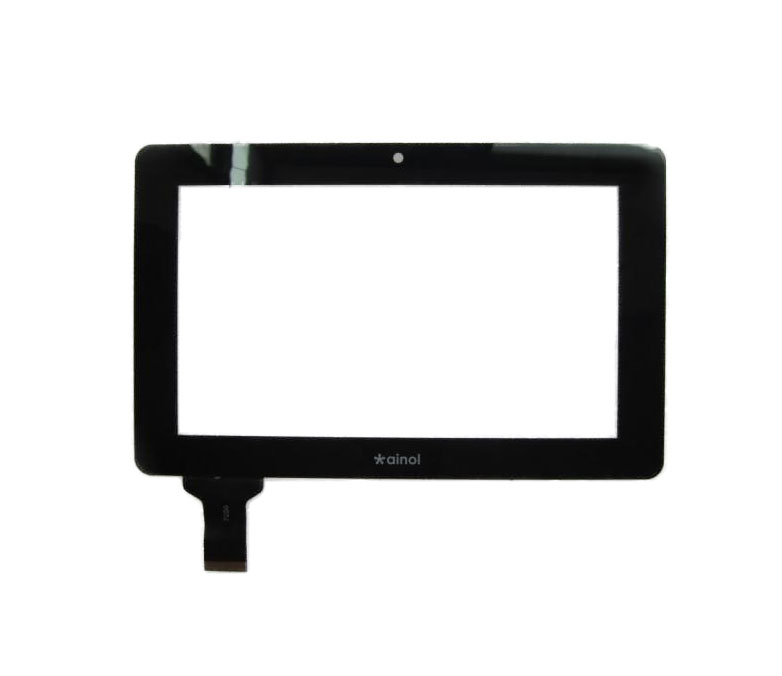 100% Original New 7'' inch Digitizer Touch Screen Panel glass For Ainol Novo7 Crystal (P/N:7086)(China (Mainland))