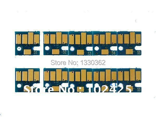 5 Color 1 Set Auto Reset Chip for Canon PGI525 CLI526 BK C M Y (Europe,Oceania)(China (Mainland))