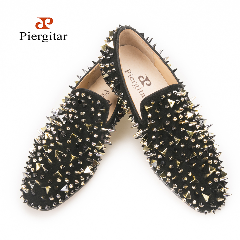 Mens Loafers With Spikes Louis Vuitton Red Bottom Shoes Price