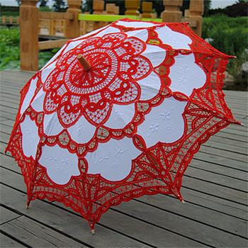 Свадебный зонтик  Sombrinha 2015 Sombrilla Ombrelle Mariage Ombrelle  025