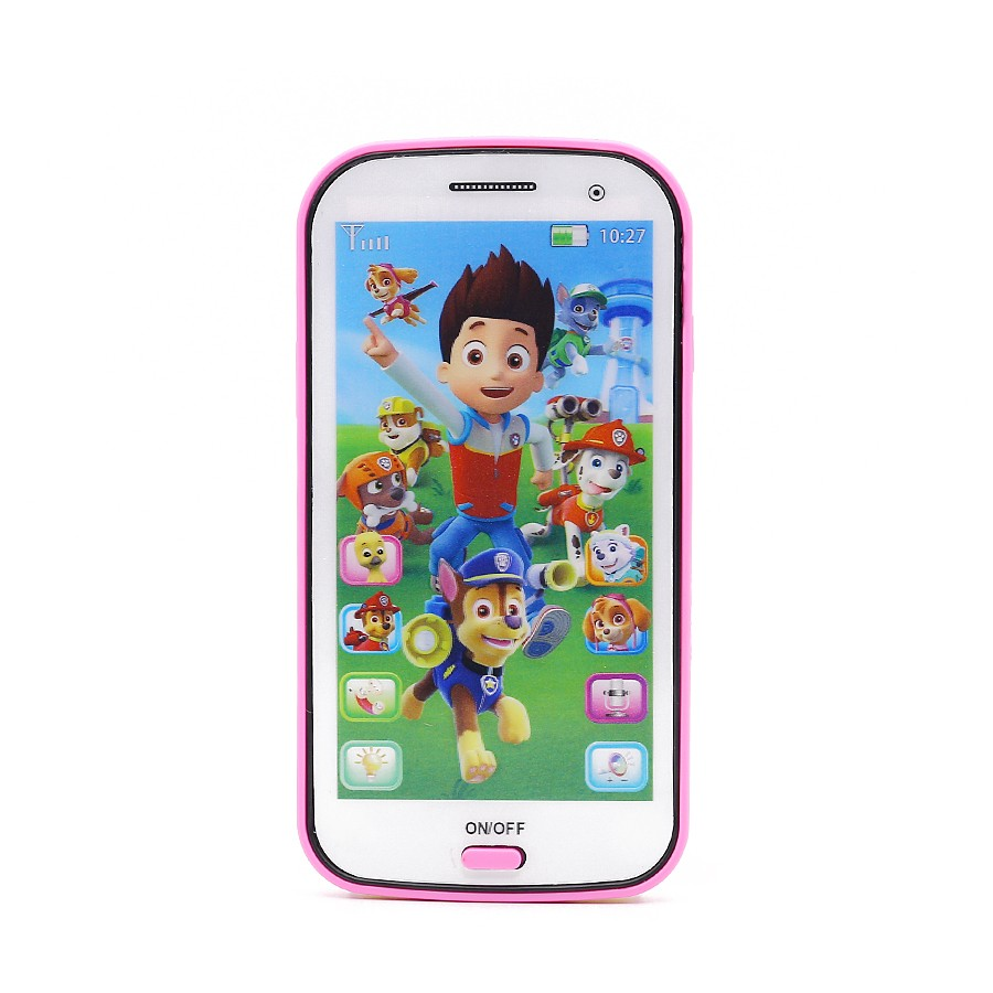 English Language Iphone Toy Learn English Baby Toy Phone Mobile Toy With Song Light Story Telling Educational Learning Toys Baby