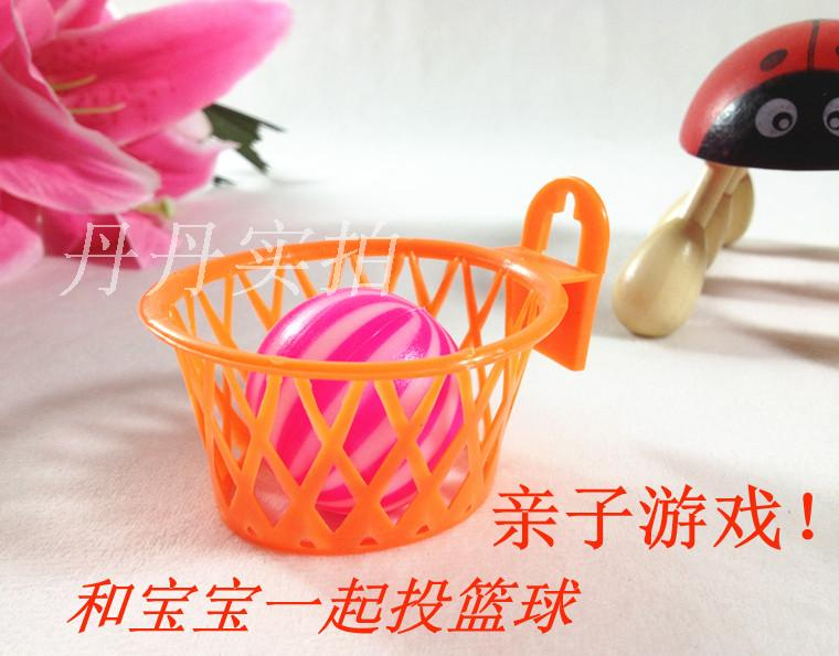 Toy basketball basket parent-child toy basketball toy shooting basket 4.5 7(China (Mainland))