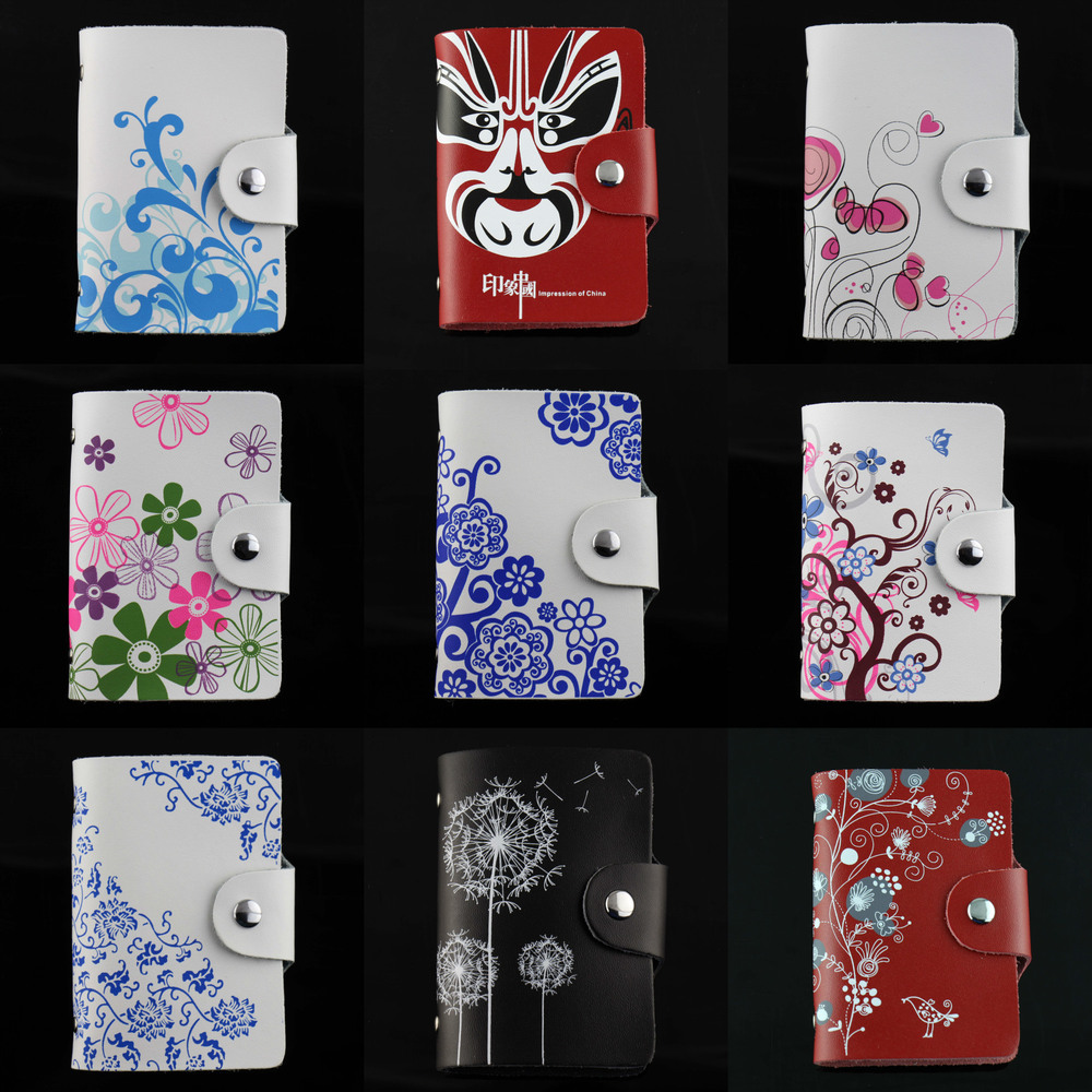 Napa porcelain mask credit card package card package wedding silk prints the name HOLI Bags(China (Mainland))