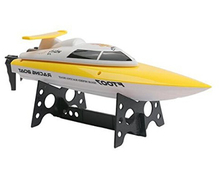 F17890/1 FeiLun FT007 2.4G 4CH High Speed Racing Flipped RC Boat Remote Control Speedboat Water Cooling with Speed 25KM/H(China (Mainland))
