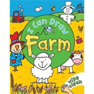 I Can Draw: Farm (BB)(China (Mainland))