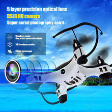 4-axis system 2.4Ghz RC Quadcopter Remote Control Helicopter Drone With 2.0MP Camera HD Headless Mode