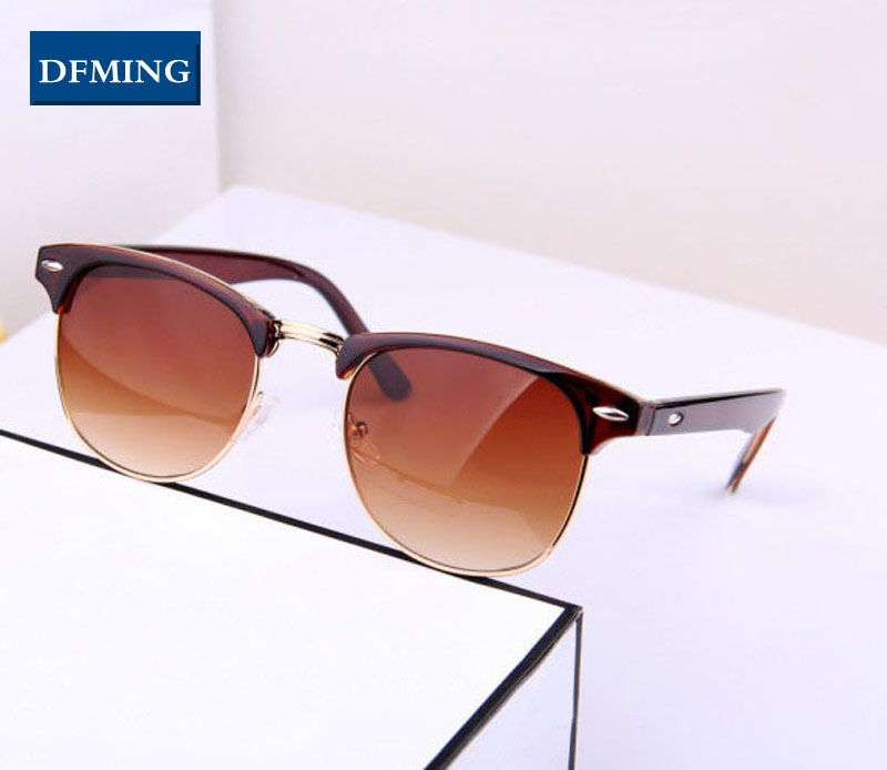 DFMING NEW style original glasses sunglasses vintage sunglasses retro women brand designer sunglasses Driving sun glasses type(China (Mainland))