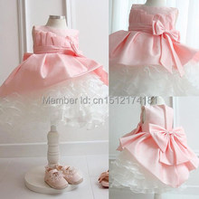wholesale Chiffon loliness party dress dresses of the girls  bridesmaid dresses pageant dresses(China (Mainland))