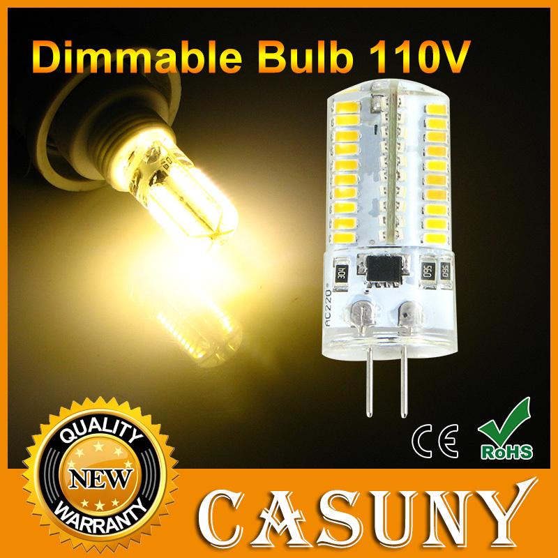 CASUNY Iluminacion Bombillas LED Light Bulb Lamparas G4 Lampada LED 110V Lamp E14 G9 Dimmable E12 Ampoule E17 BA15D Focos LED(China (Mainland))