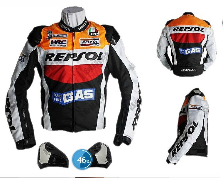 authentic Duhanmotuo motorcycle racing suits Oxford cloth jacket jersey