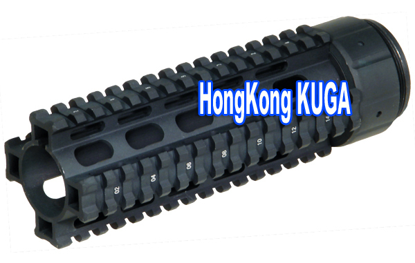 Model 4/15 Free Float Carbine Length Quad Rail System MNT-HG416SF  Free shipping<br><br>Aliexpress