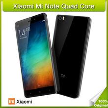Original Xiaomi Mi Note Snapdragon 801 Quad Core 2.5GHz 5.7 inch MIUI 6 Smart Mobile Phone ROM 16GB RAM 3GB 4G FDD-LTE WCDMA GSM