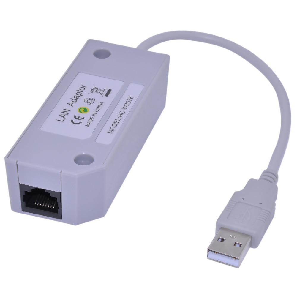 USB 10/100Mbps Internet Ethernet LAN Network Adapter ...