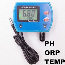Buy 5pcs/lot DHL Fedex Water Monitor Online ORP temperature 3 1 pH tester meter Automatic temperature compensation for $284.81 in AliExpress store