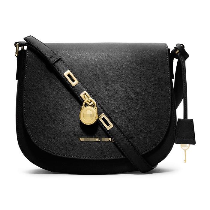 Гаджет  2015 Women bags Cross Grain Leather Bag Locks Saddle Bag messenger bags None Камера и Сумки