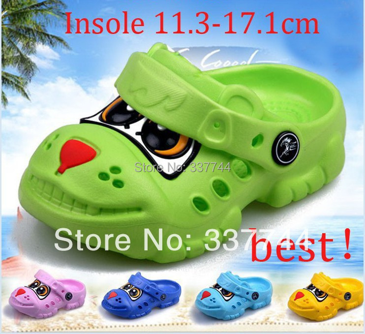 New Arrival Special offer Size 20-30 Children Sandals kids Sneakers for boys sports Children shoes kids slippers()