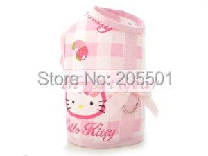 Pink kitty Pet Dog Clothes Harness vest XXS XS Small Medium Large XLarge(China (Mainland))