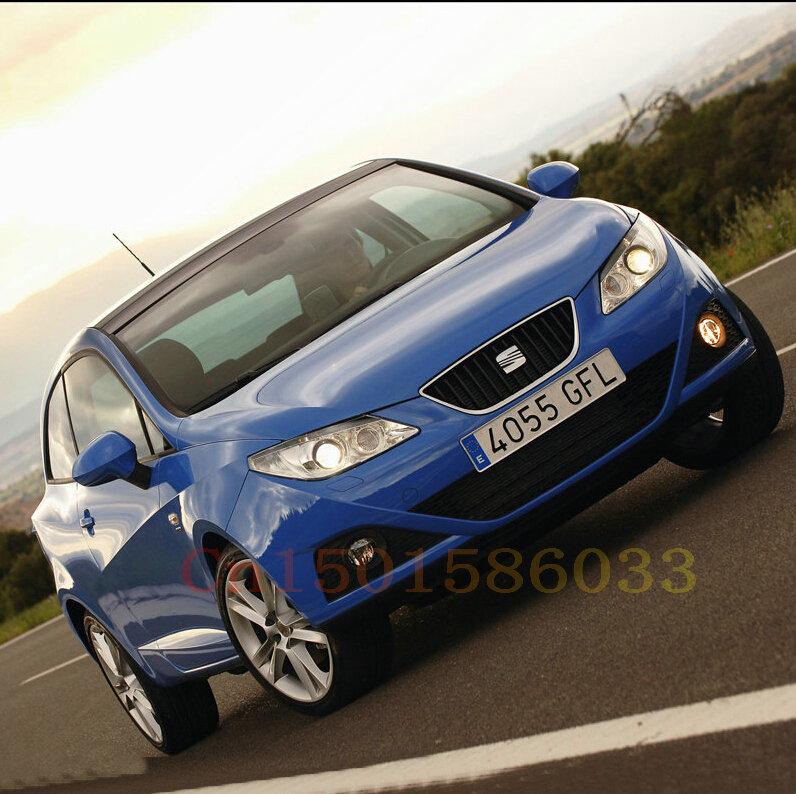 Free Shipping 2Pcs/Lot 30W 12v Car Led High Beam Headlight Bulb For Seat Alhambra 2 withXenon 99-10 Ibiza 4 with Xenon 02-09(China (Mainland))