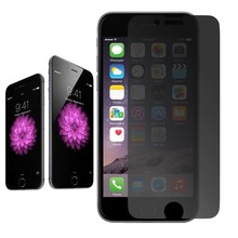 2.5D 0.3mm Full Cover Privacy Tempered Glass Screen Protector For iPhone 6s&6s Plus Protective Film Anti-spy Protection