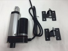 Buy 2 inch Stroke 12v Linear Actuator 50mm 10mm/s 980N 220LBS Load Electric Linear Actuator Motor Low Noise for $36.00 in AliExpress store