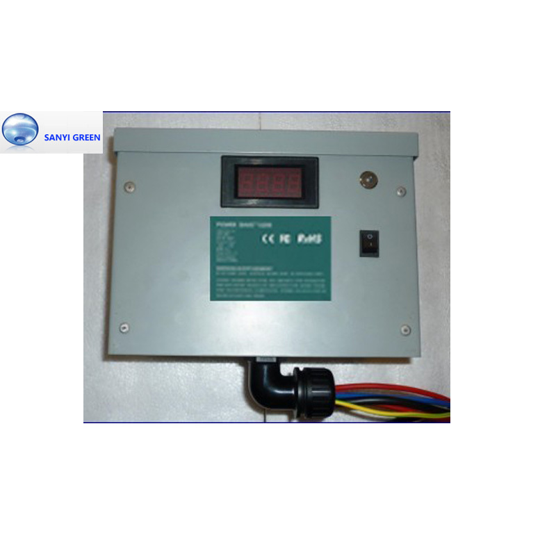 300KW Power Saver 3 Phase for Industrial and Commercial Area Electricity Energy Saving Devices with Amp Meter display(China (Mainland))