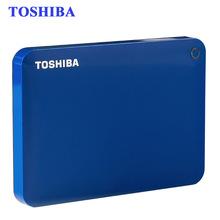 "Toshiba Canvio Connect II 2.5"" External Hard Drive 2TB USB 3.0 HDD Desktop Laptop Encryption Hard Disk Storage Devices HD Disk(China (Mainland))"