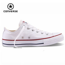 Original Converse all star shoes men's and women's sneakers for men women low classic Skateboarding  canvas Shoes free shipping(China (Mainland))