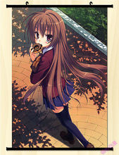 Home Decor Japan anime Poster Wall Scroll TIGERXDRAGON Aisaka Taiga cosplay B01