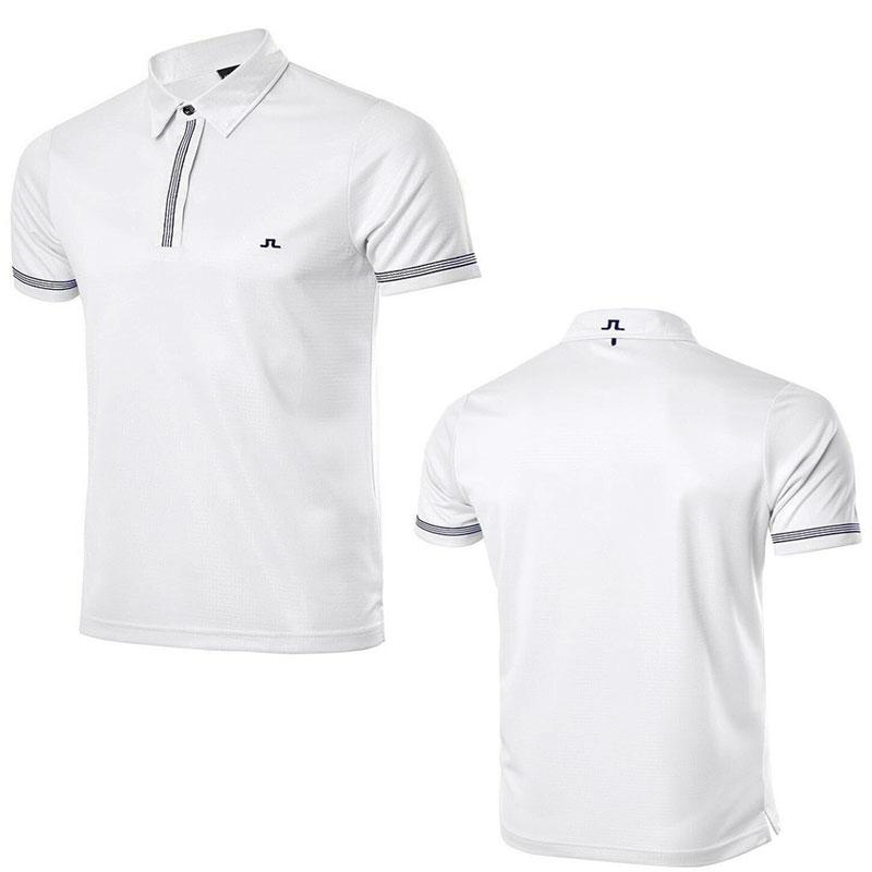New mens Golf clothing short sleeve Golf T-shirt S-XXL 3 colors Casual shirt Free shipping(China (Mainland))