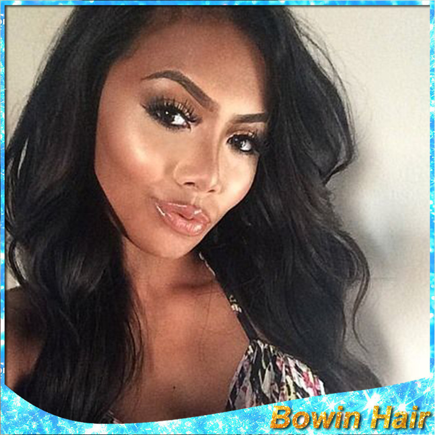 Hot Sale Brazilian Virgin Hair Body Wave Human Hair Weave 3PCS Bundles 7A Unprocessed Virgin Hair Body Wave Human Hair Extension