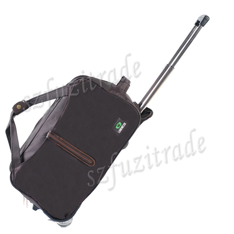 2015 New Arrivals Travel Luggage Bag Wheels Trolley Bags Draw-bar Men Handbag AJA00161-49